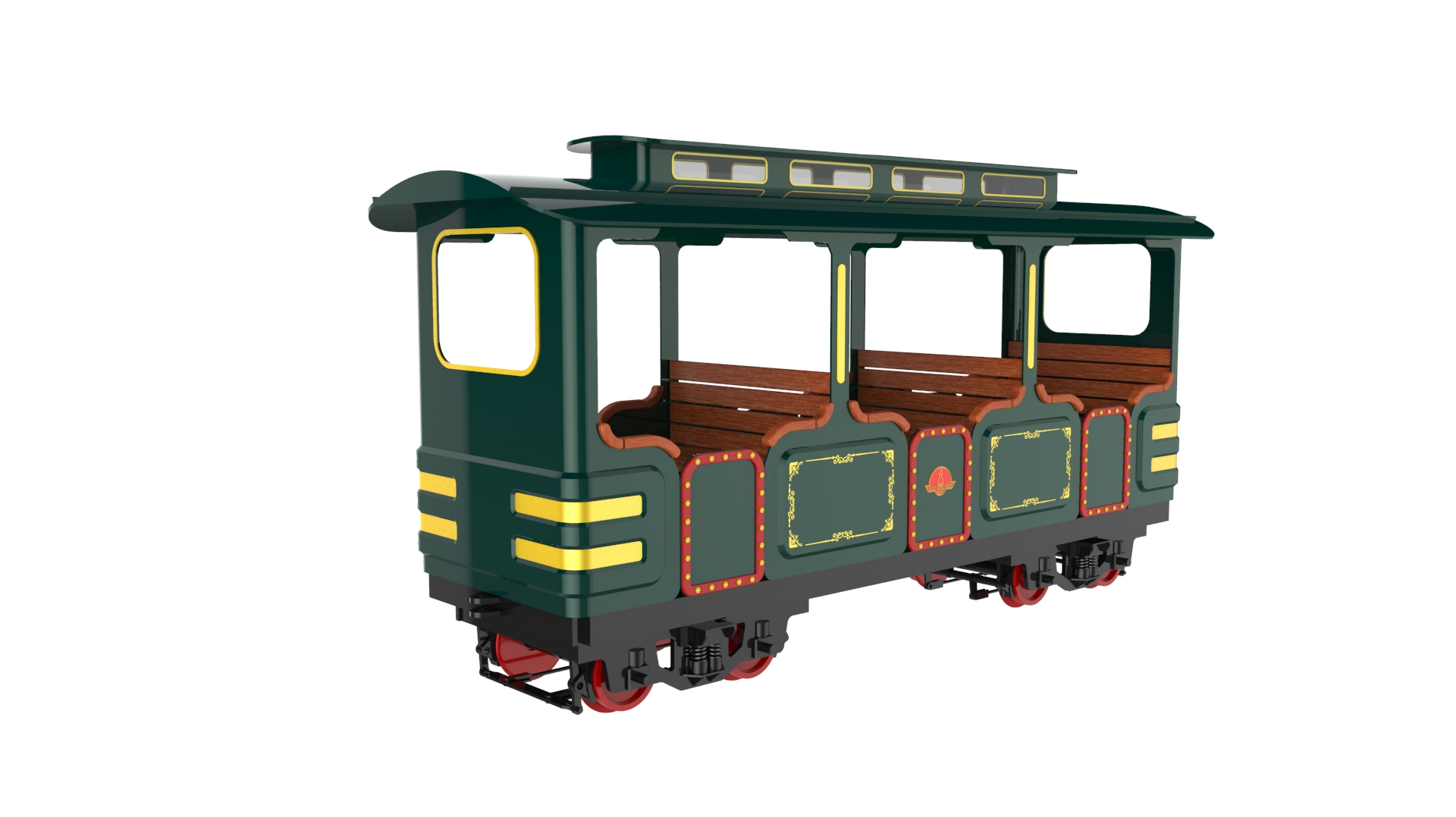 Peter Pan Express  (Wheeled)